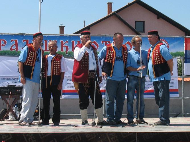 Udruženje Lička kaldrma Ćiro Novi Beograd