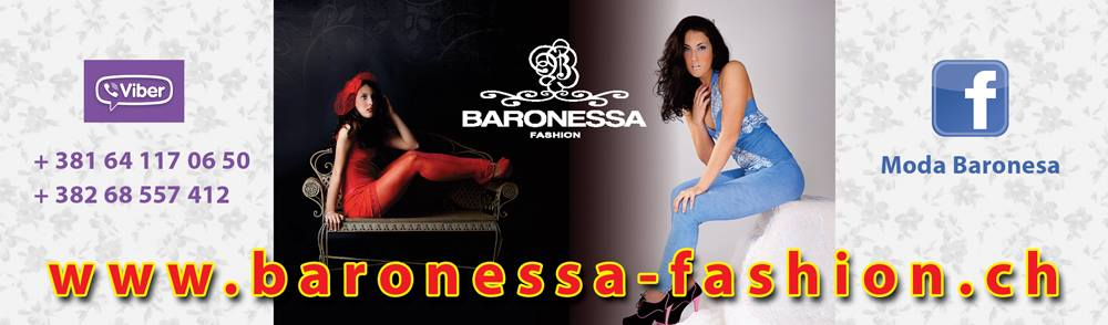 Baronessa-fashion Beograd