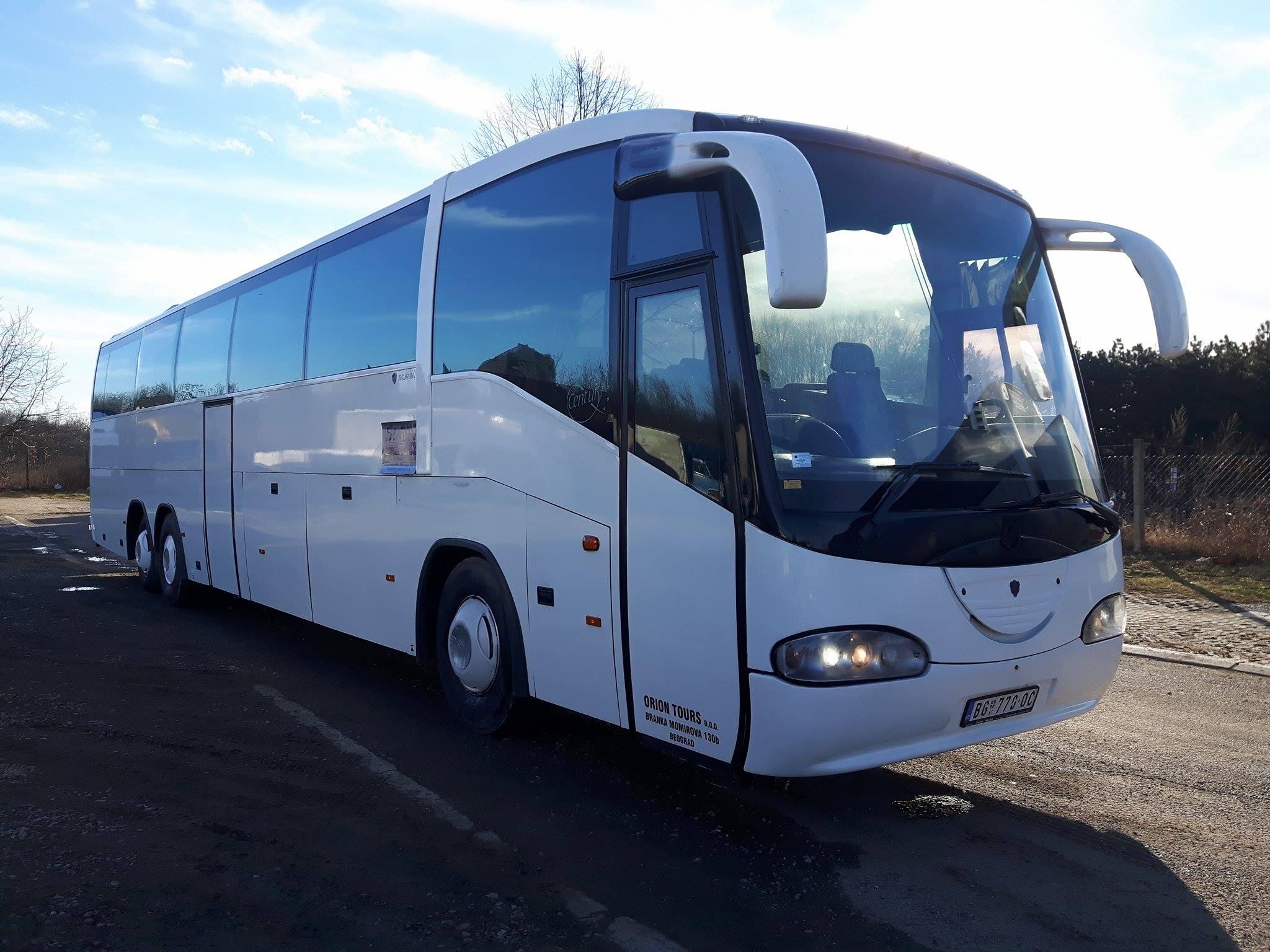 Scania Irizar 63+1