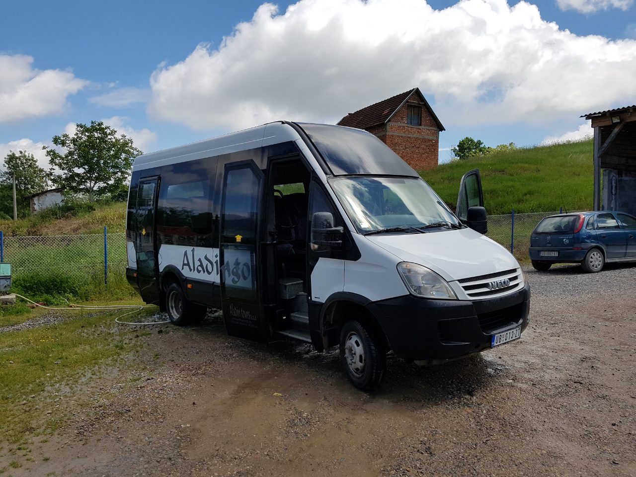 Iveco Daily 20+1