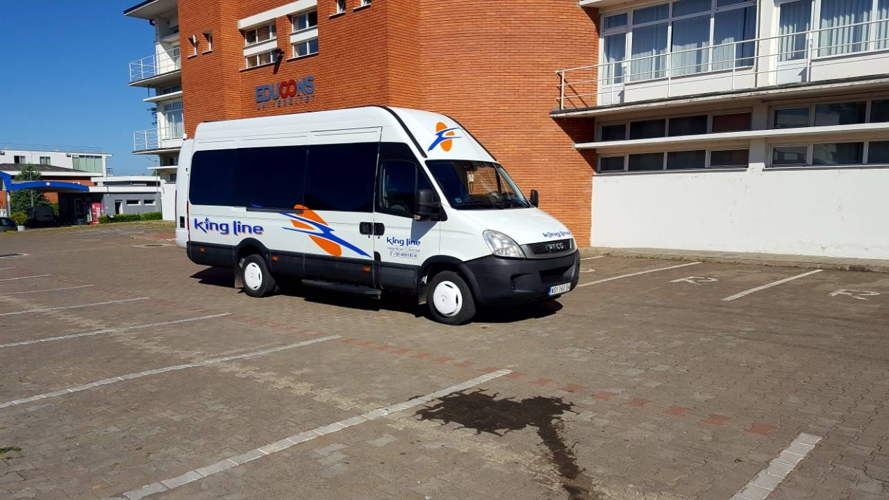 Iveco Daily 21+1