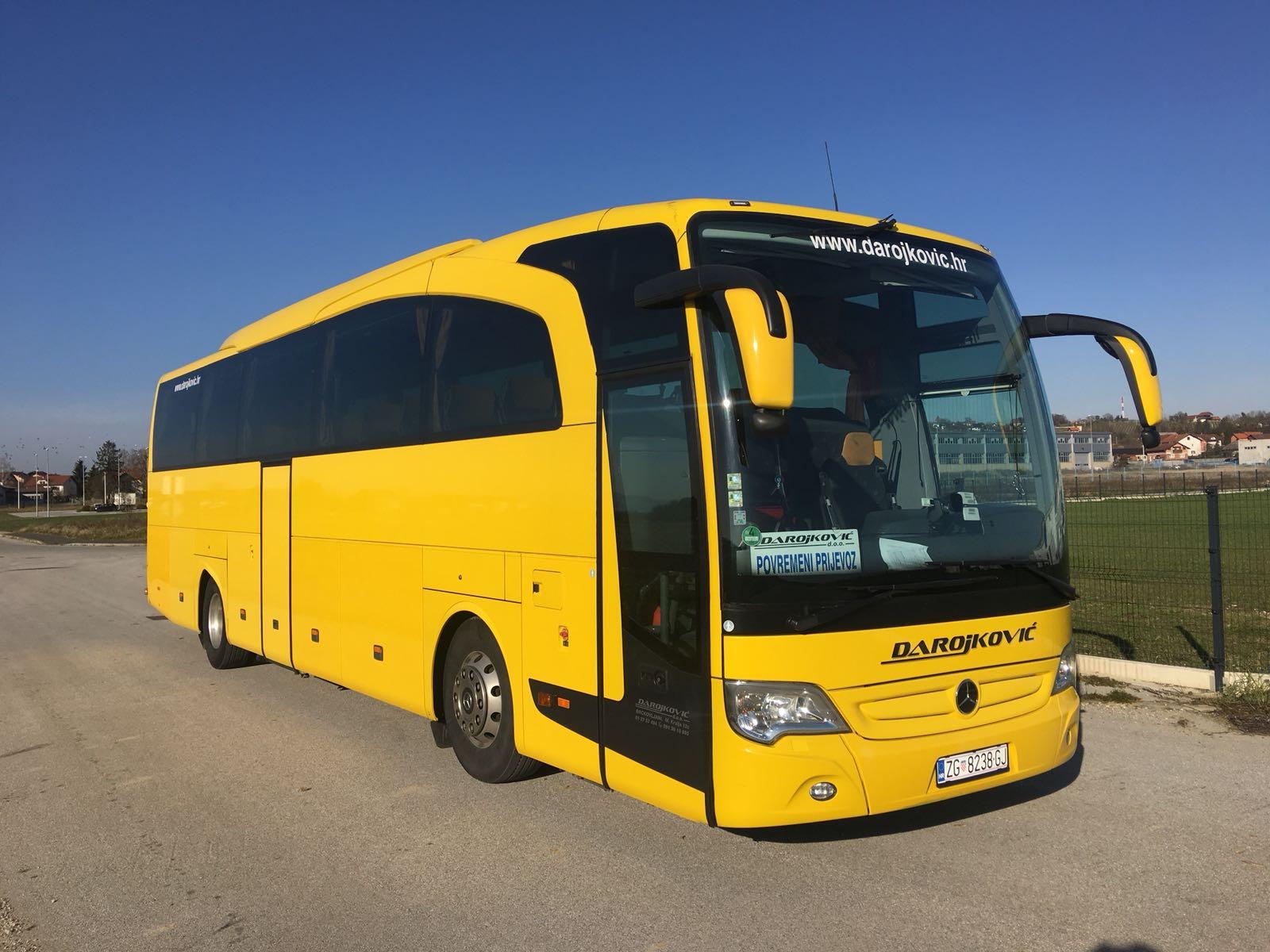 Mercedes Travego 49+2
