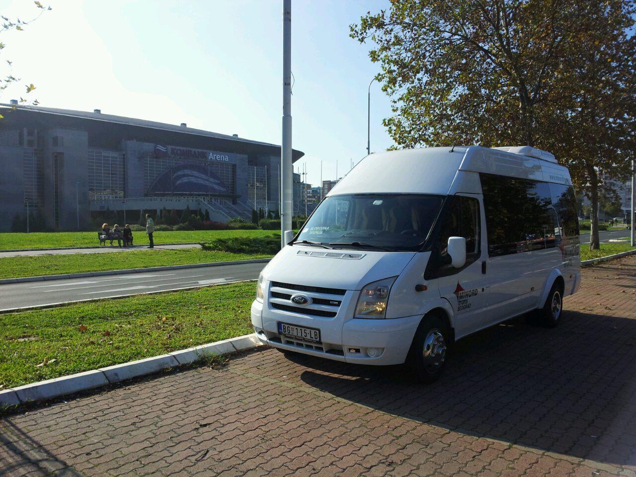 Ford Transit 18+1