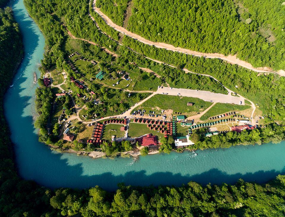 Rafting centar Drina Tara Bastasi
