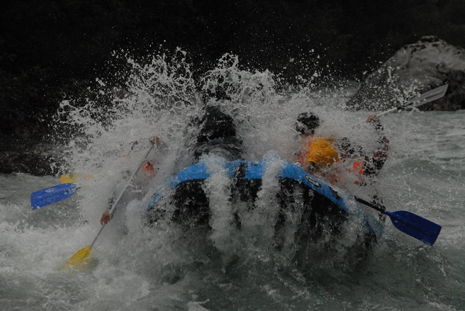 Rafting kamp Ivona Bastasi