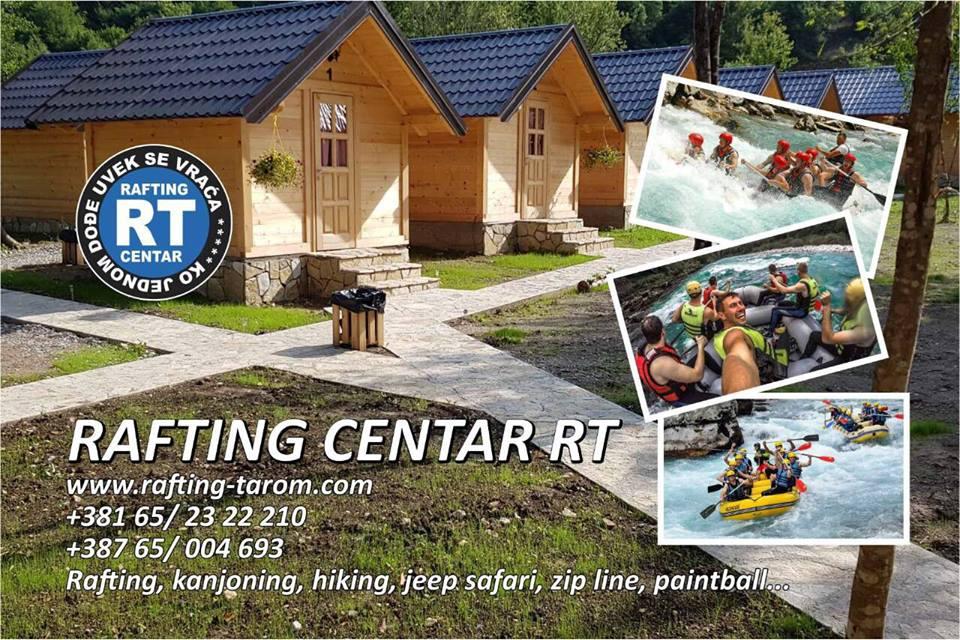 Rafting kamp RT Bastasi
