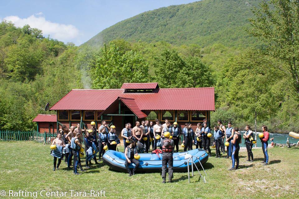Rafting kamp Tara Raft Bastasi