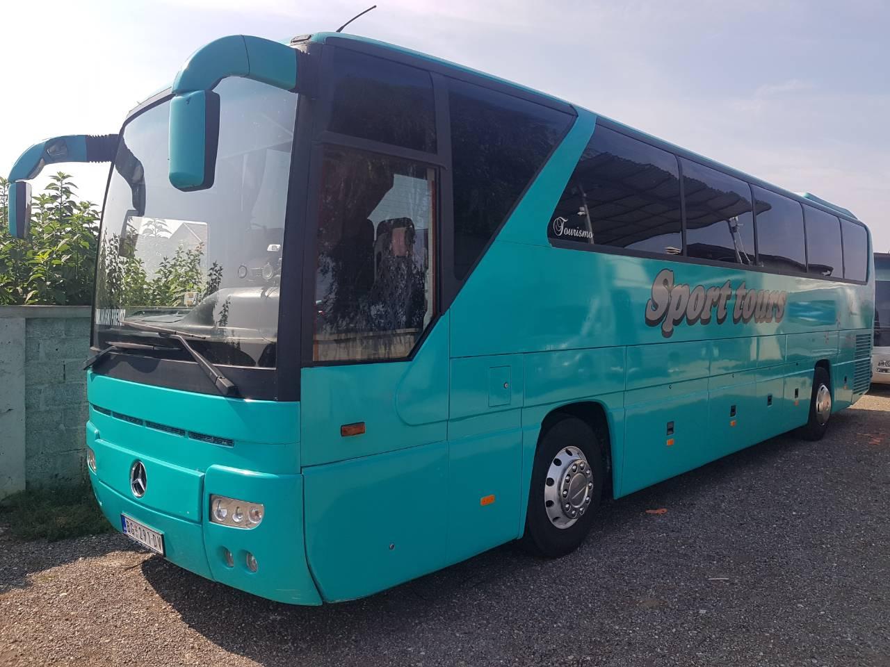 Mercedes Tourismo 49+2
