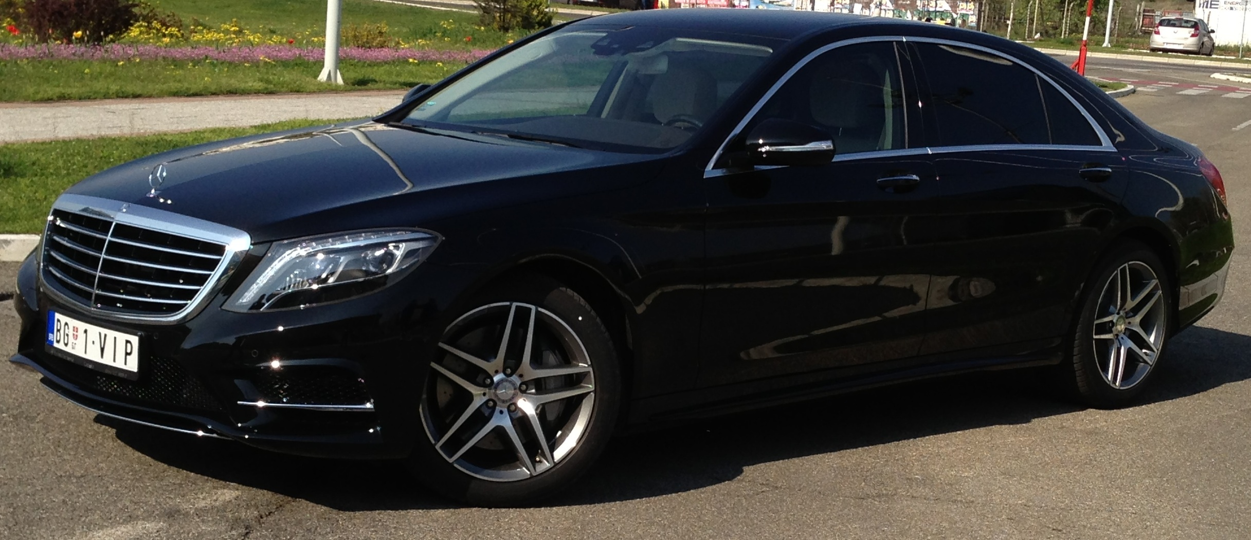Mercedes S klase long AMG W222 4+1 sedišta