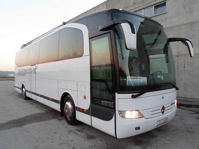 Mercedes Travego R1 580-15 RHD 49+2+1