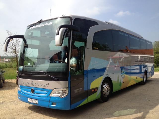 Mercedes Travego R1 580 15 RHD 44+2+1