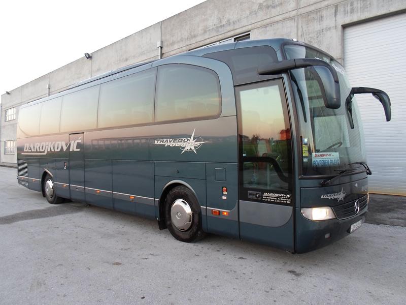 Mercedes Travego R1 580 15 RHD 44+1+1