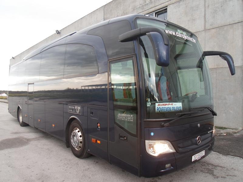 Mercedes Travego R1 580 15 RHD 49+2+1