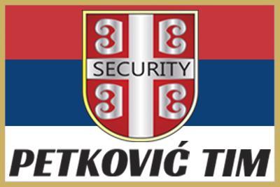 Petković Tim Security Beograd