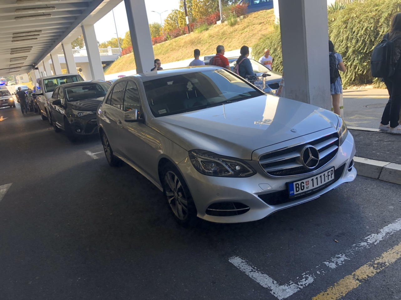 Mercedes 4+1