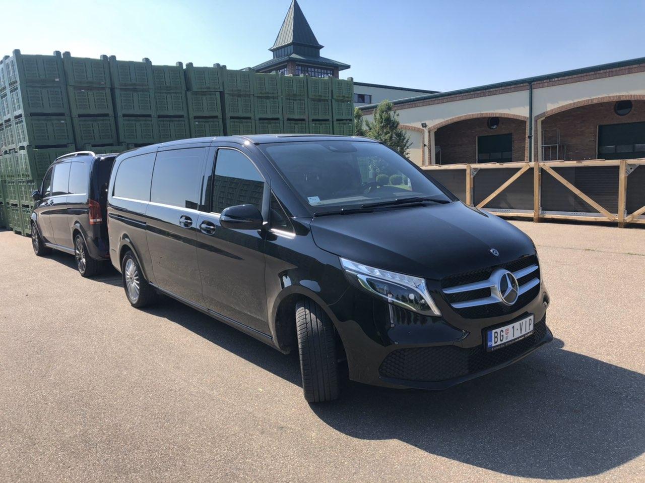 Mercedes 8+1