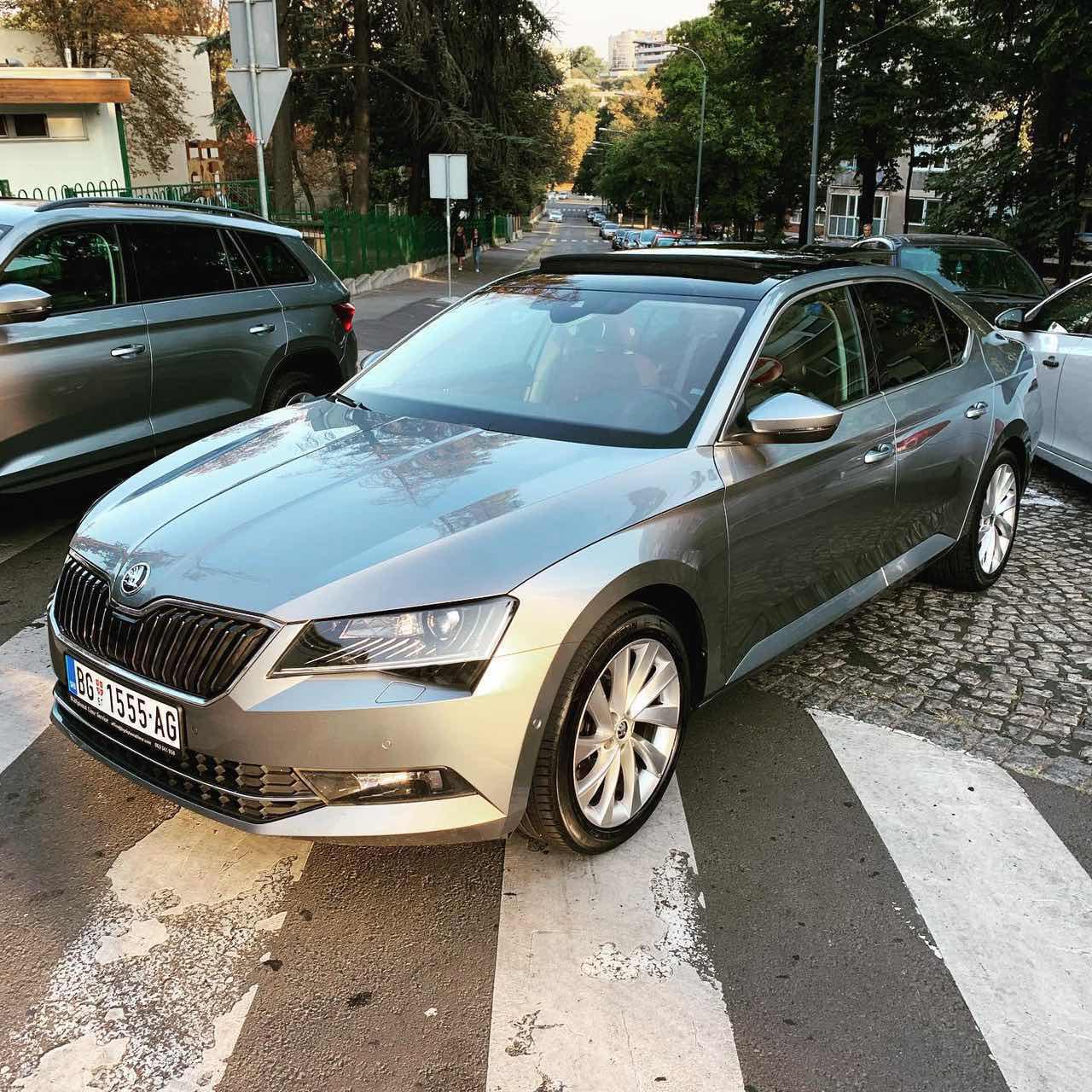 Škoda Octavia 4+1 sedišta