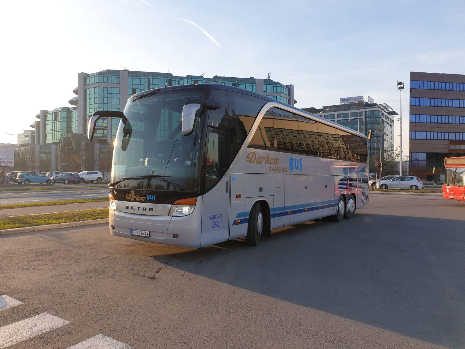 SETRA S 416HDH 50+2
