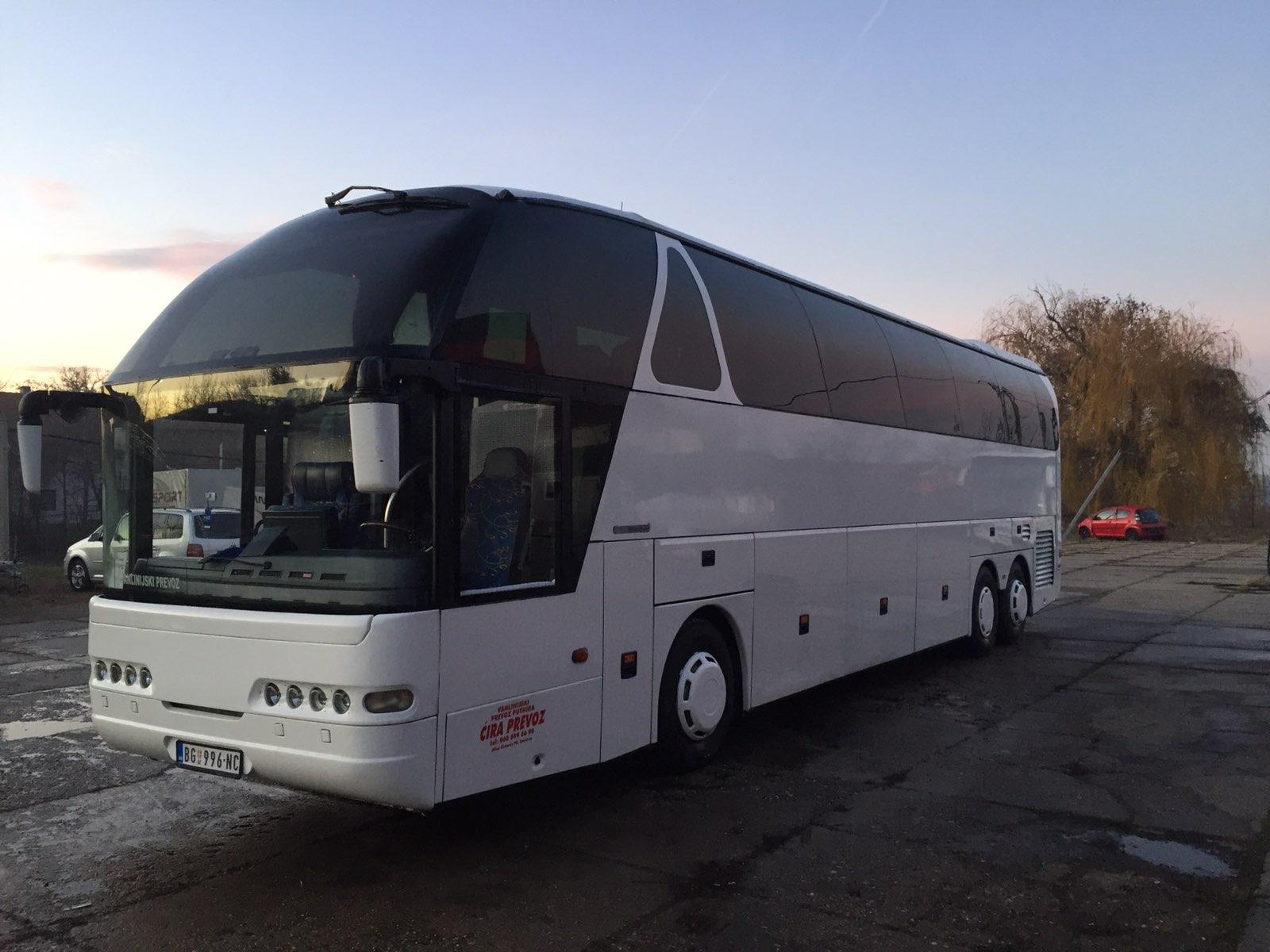 Neoplan Starliner 58+1