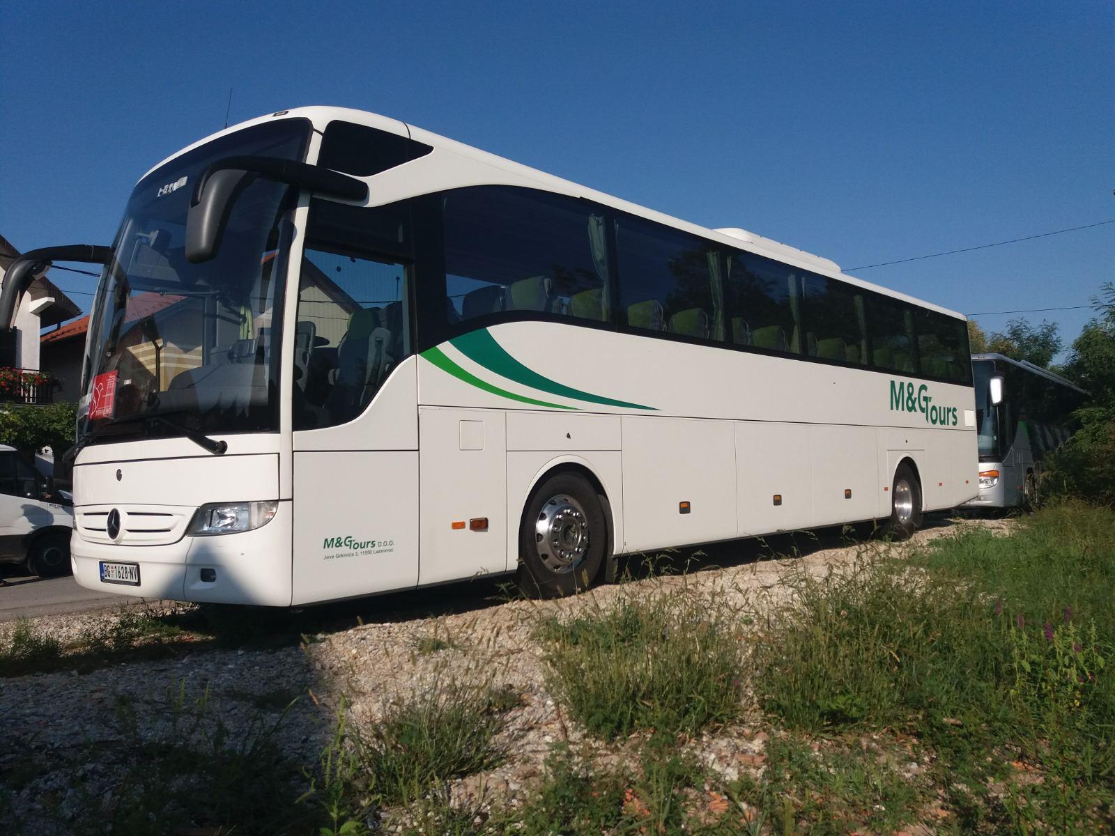 Mercedes Tourismo 53+2