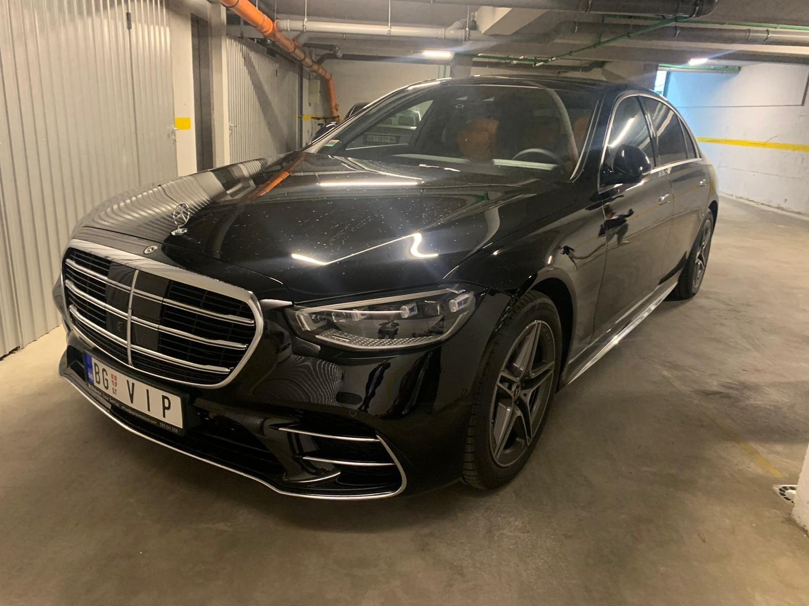 Mercedes VIP 4+1